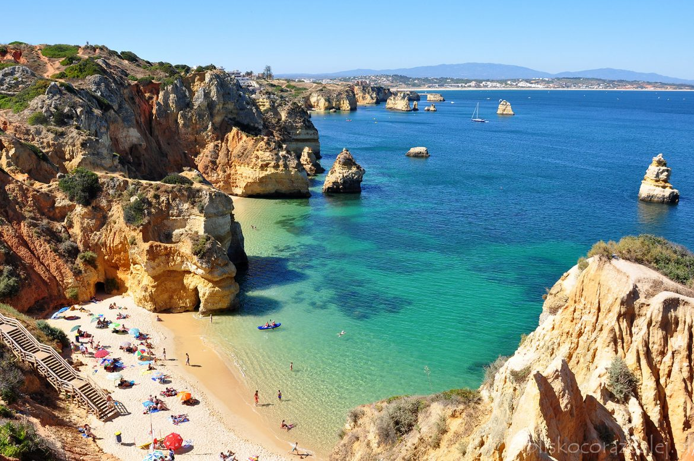 Przepiekne Plaze Algarve Ktore Wybrac